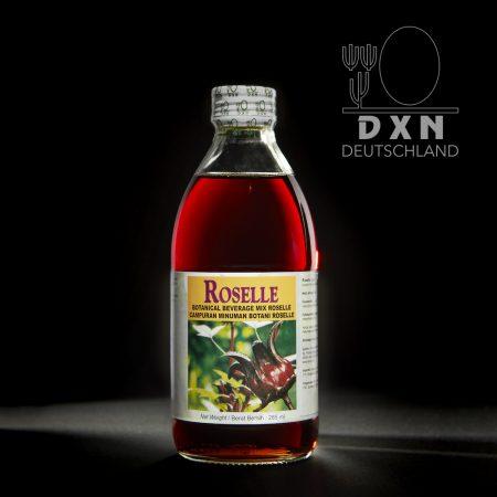 DXN Roselle Getränk Flasche