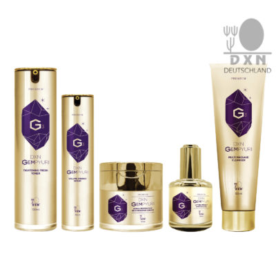 DXN Gempyuri Complete Skin Care Set Packung