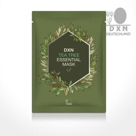 DXN Teebaum Essential Mask Packung