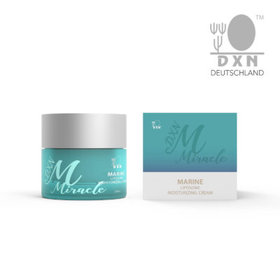 DXN M Miracle Marine Liposome Feuchtigkeitscreme Packung
