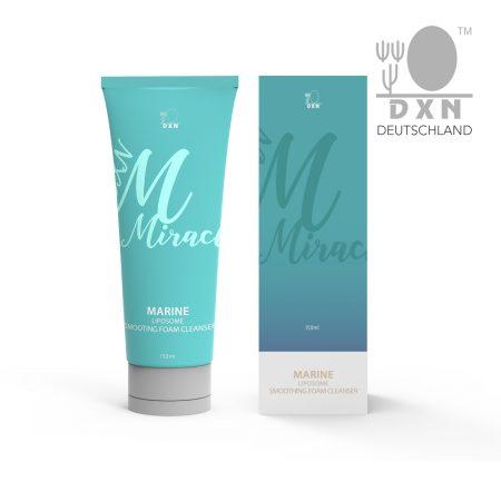 DXN M Miracle Marine Liposome Glättende Schaumreinigungscreme Packung