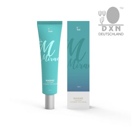 DXN M Miracle Marine Liposome Ultimative Augencreme Packung